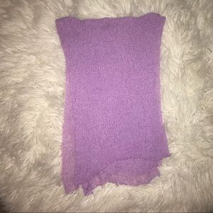 Other - Purple Cheese Cloth